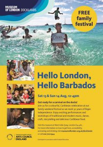 Hello London, Hello Barbados - Wendy Shearer Storytelling