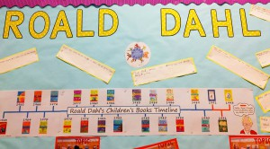 World Book Day 2016 - Roald Dahl Books