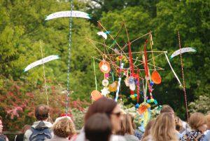 Garden Gig of Stories - Furzedown Festival