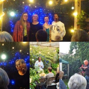 Wendy Shearer and South London Storytellers