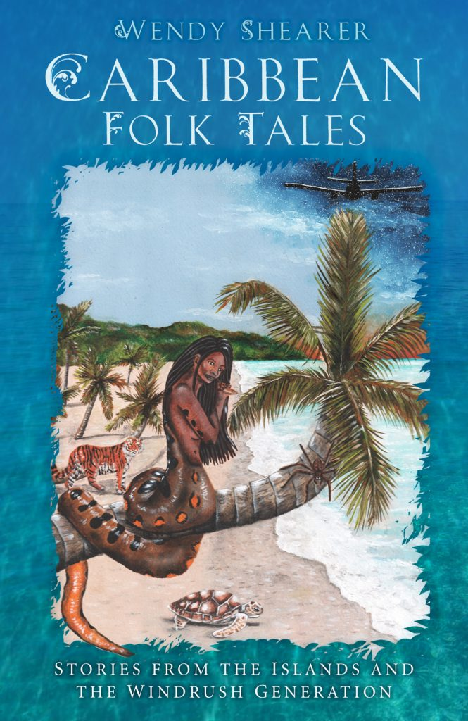Caribbean Folktales book Cover